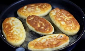 пирожки с картошкой жарка
