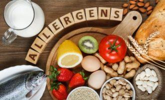 Аллергены на кухне