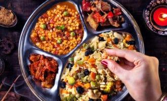 Индийская еда полезная или нет