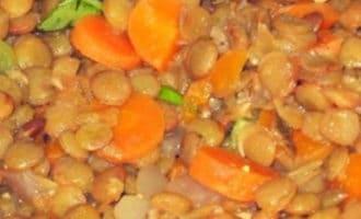 рецепт чечевица по-средиземноморски