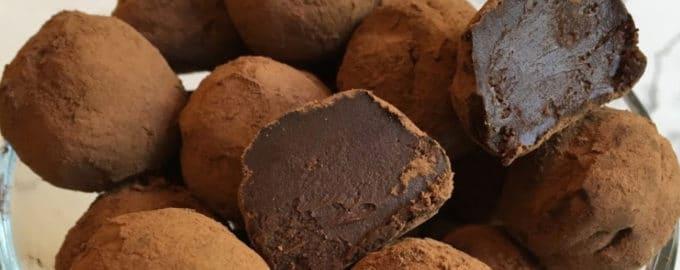 рецепт конфет трюфель
