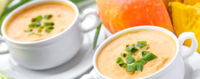 рецепт тыквенный суп