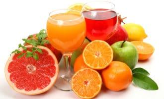 самые полезный фруктовые соки