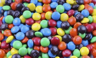 конфеты M_Ms