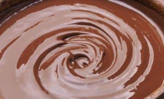 шоколад со сливками