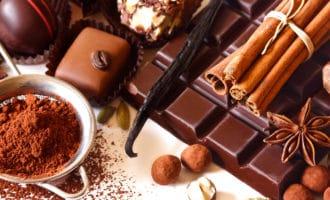 вещи, котрые вы не знали про шоколад