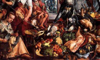 Десерты в Средневековье