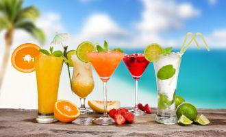 Лучшие летние коктейли