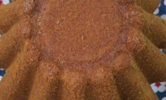 готовый тыквенный пирог
