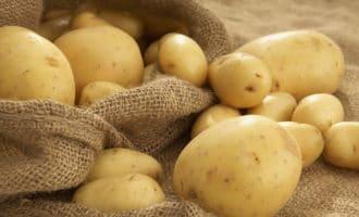 картофель полезен или нет