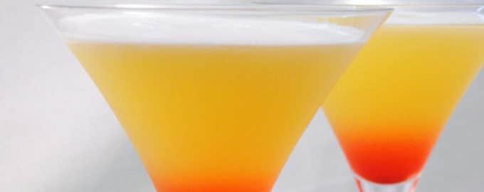 коктейль бикини мартини