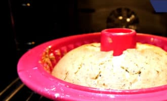 маковый кекс в духовке