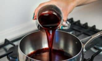 маринад для стейка из вина