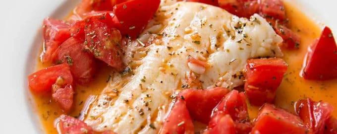 рецепт филе белой рыбы с вином