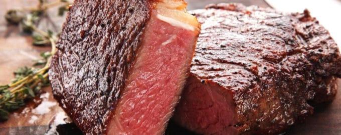 рецепт говяжий стейк на сковороде