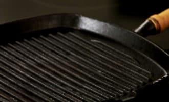 сковорода гриль для стейка
