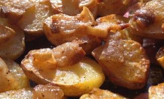 запеченная картошка с салом рецепт