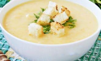 готовый крем суп из цветной капусты