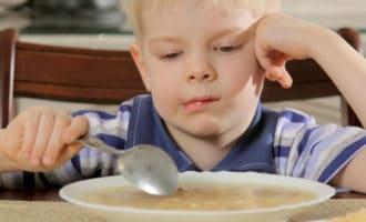 Почему нужно есть суп