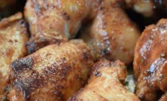 куриные крылышки готовка