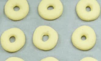 пончики выросли в обьеме