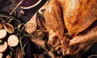 История блюд на День Благодарения