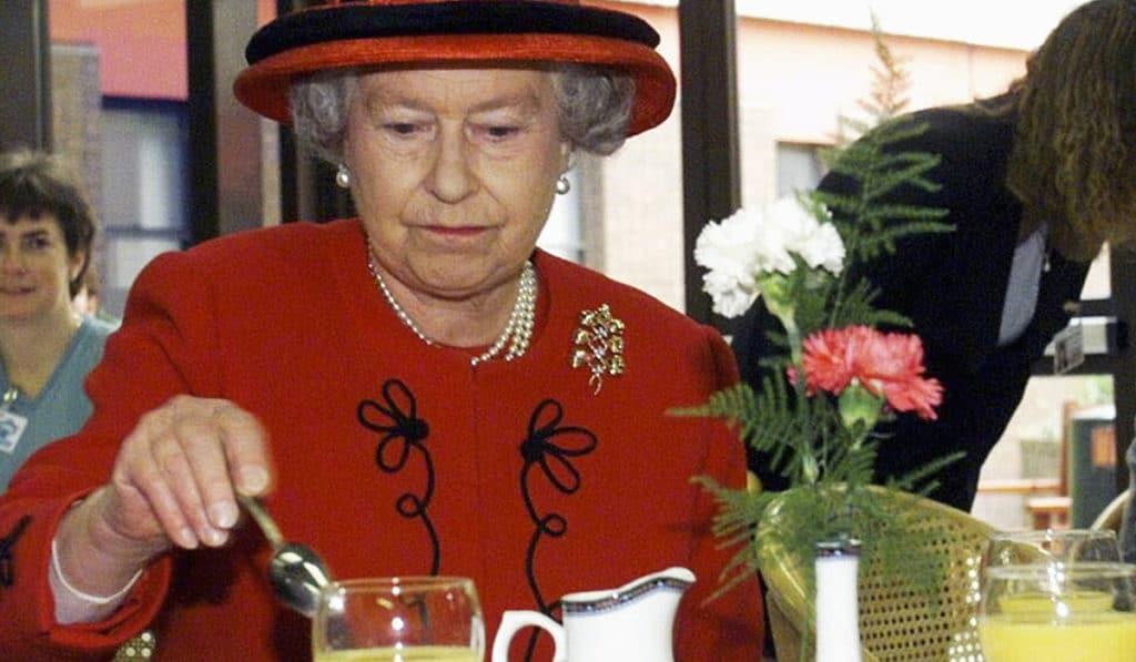 Кулинарные дегустаторы монархов