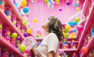 Музей конфет в Нью-Йорке