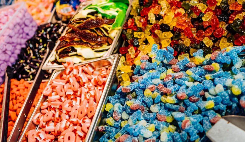 Музей конфет в США