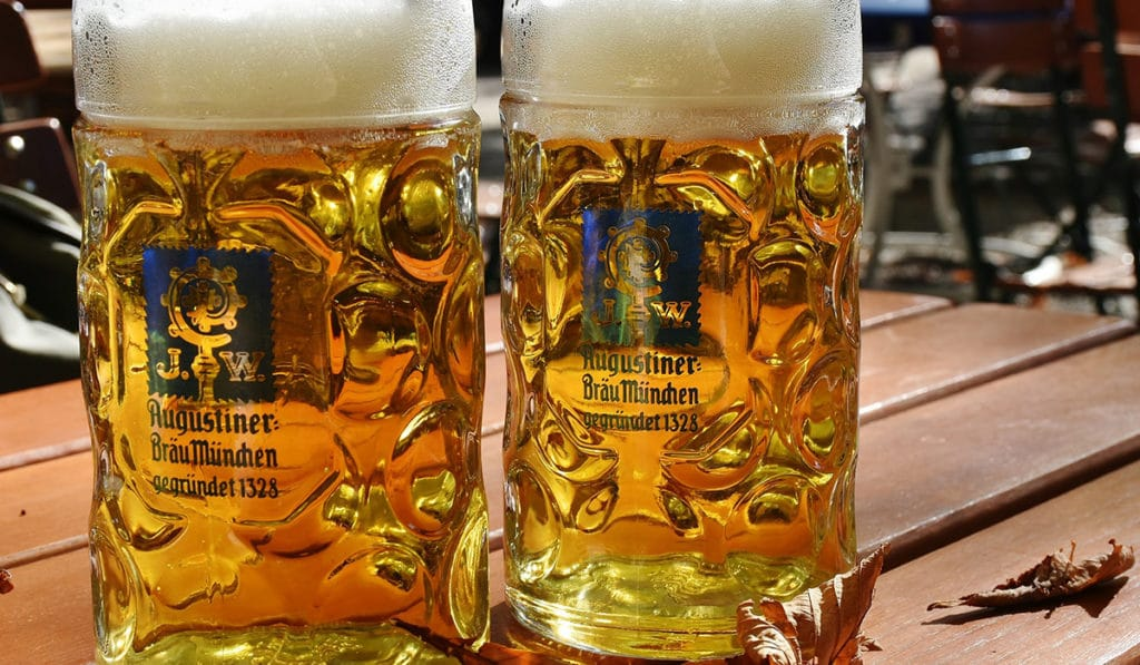 Пиво и болезнь Альцгеймера