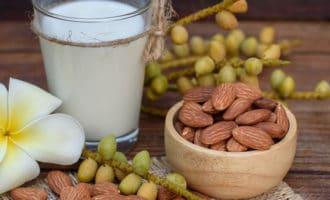 Польза и популярность миндального молока