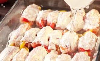рулеты из курицы в духовке