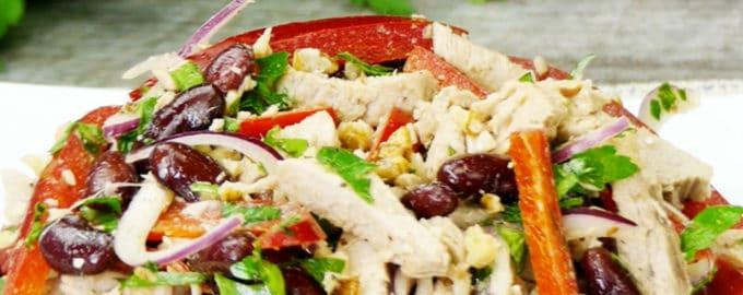 салат тбилиси рецепт