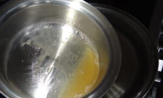 Желатин на водяной бане