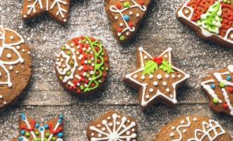 Блюда котрые едят в разных странах на Новый год