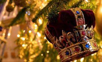 Что ест королевская семья Британии на Рождество