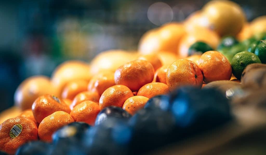 Как выбрать вкусный мандарин
