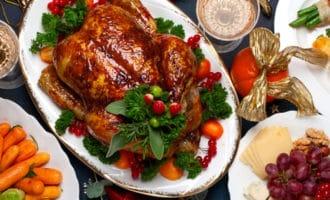 Любимые блюда знаменитостей на Рождество