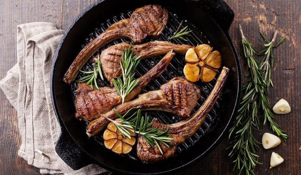 Мясные блюда на праздники в Норвегии