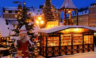 Новогодние и рождественские блюда в Дании