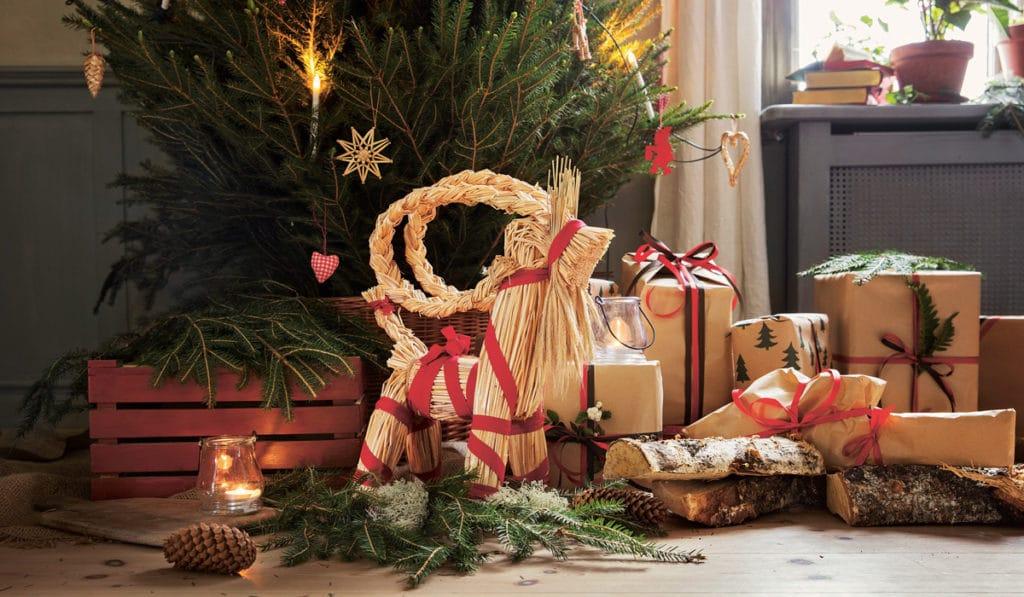 Рождественские традиции в Швеции
