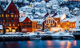 Рождество и Новый год в Норвегии