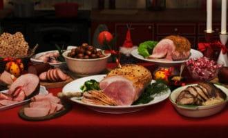 Традиционные блюда в Швеции на Рождество