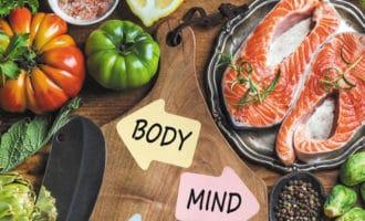 Еда и нстроение взаимосвязь