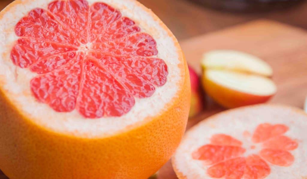 Грейпфрут польза для здоровья