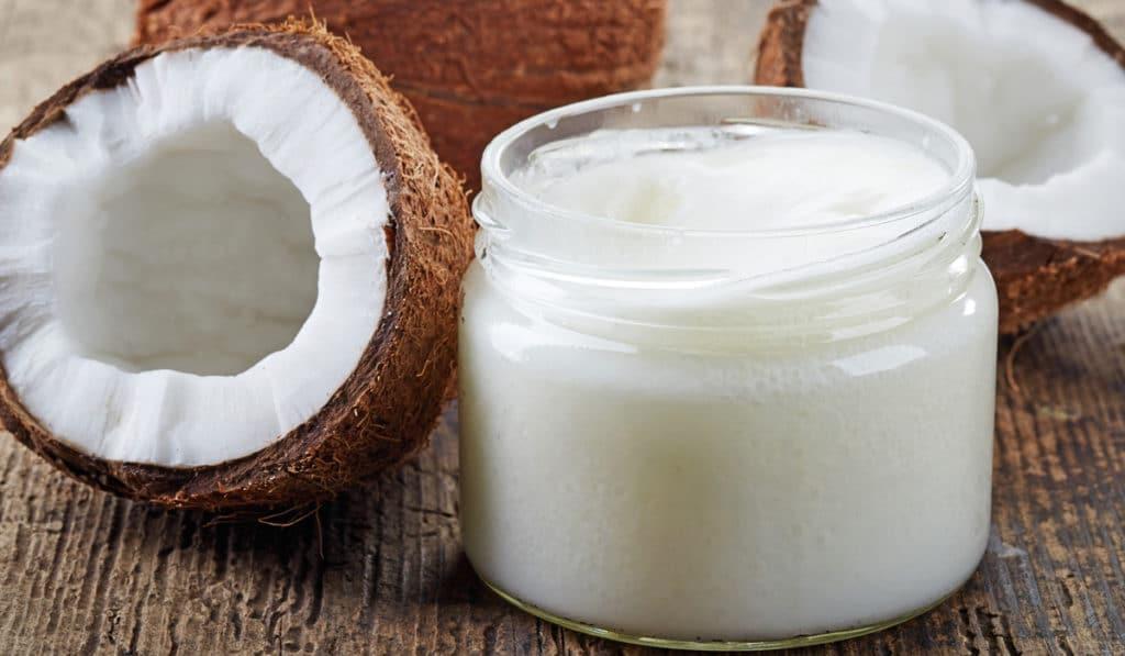 Кокосовый крем для лица в домашних условиях