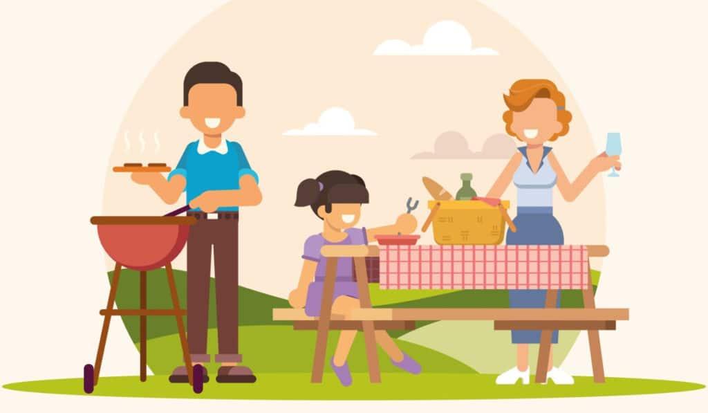 Полезная еда для здоровья детей
