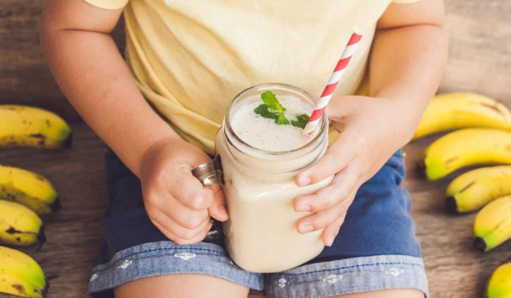 Протеиновый порошок для детей рецепт второй