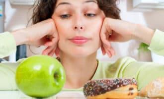 Размер порции при здоровом питании