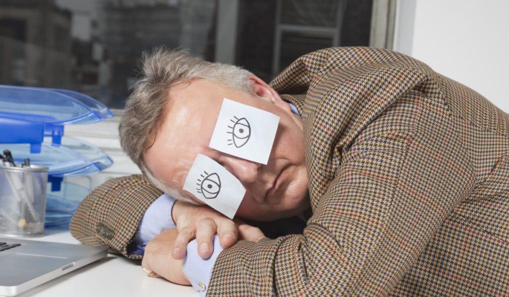 Решение проблемы сонливости
